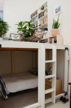 3 Creatives Make It Work in an Open, Eclectic Modern Oakland Loft