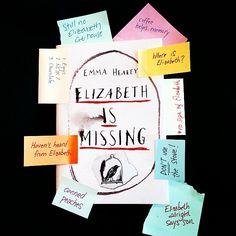 Have you heard #ElizabethisMissing?