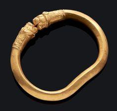 Bracelet , Achaemenid, 5th century BC