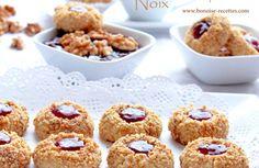 gateau algerien /aux noix