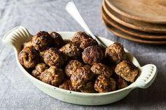 Extra Tender Meatballs Recipe on Food52 recipe on Food52