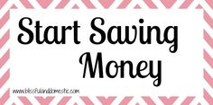 This mom has great tips for living well on a frugal budget. I've been following her advice for all of January and I'm so happy to be saving money :)
