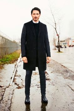 51df7bd97fc6 Showcasing modest styles for its pre-fall 2015 menswear collection look  book