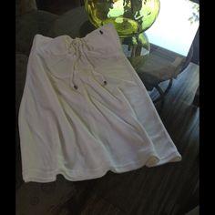 🌺FINAL REDUCTION🌺Ralph Lauren Coverup Strapless terry cloth coverup. Built-in bra. Ralph Lauren Swim Coverups