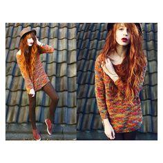 Nadia Esra LOOKBOOK.nu ❤ liked on Polyvore