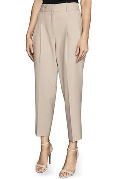 Looking for Reiss Arizona Wool Blend Trousers ? Check out our picks for the Reiss Arizona Wool Blend Trousers from the popular stores - all in one. Trouser Pants, Trousers Women, Cropped Pants, Trousers Fashion, Reiss, Plus Size Blouses, Style Guides, Wool Blend, Arizona