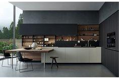 Phoenix Kitchen by R&D Varenna for Poliform   Poliform Australia