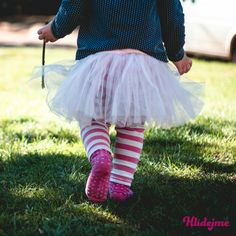 Tutus make an amazing addition to any costume, for kids and adults alike! Learn to make a tulle tutu for your little one, or sew one for yourself.