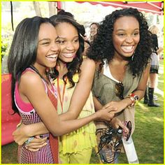Beautiful China Mcclain Parents