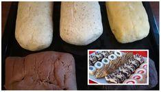 Toto si uložte. Pred sviatkami sa vám táto zbierka bude úžasne hodiť! Univerzálne linecké z jogurtu Potrebujeme: 500 g hladká múka 250 g hera alebo maslo 120 ml biely jogurt 1 šálka práškový cukor 2 bal. vanilkový cukor marmeláda na lepenie práškový cukor na posypanie Postup: Heru vymiešame s bielym jogurtom a vanilkovým cukrom do... Dairy, Bread, Cheese, Food, Hampers, Brot, Essen, Baking, Meals