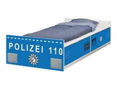 Etagenbett Polizei : Diy möbelfolie motiv polizeiauto. diese polizei möbelsticker sind