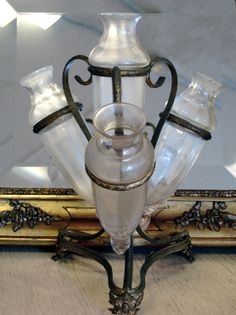 Epergne marked Paris,France.