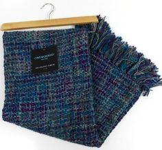 "Cynthia Rowley Nubby Knit Throw Blanket Plaid Blue, Purple, Grey, Teal Fringe 50"" X 60"", http://www.amazon.com/dp/B00I890C2Q/ref=cm_sw_r_pi_awdm_Maakub08JP293"
