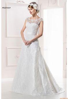 Vestidos de noiva Manu García MG0523 2014