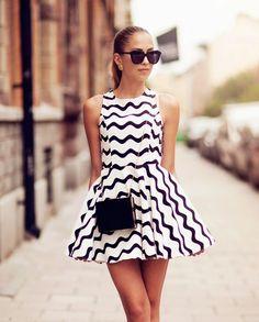 Stripes ( Dresses & Clutches )