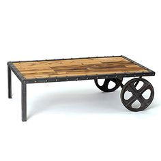 Pullman Coffee Table at HudsonGoods.com