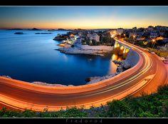 Toutes les tailles   Corniche John Fitzgerald Kennedy, Marseille   Flickr: partage de photos!