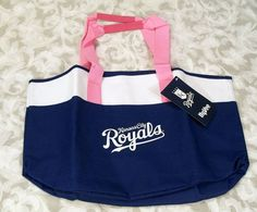 $24.99 KANSAS CITY ROYALS TOTE BAG GAME DAY GIVEAWAY