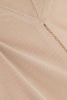 Spanx - Haute Contour Nouveau Stretch-mesh Bodysuit - Neutral - x small