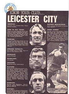 John Sjoberg Leicester City & Len Glover Leicester City Both John & Len have Hand Signed this in Black ink. Very John Sjoberg passed away in JOHN SJOBERG. I will over the next couple of months add nearly all English & Scottish League/Non League Clubs. Leicester, Foxes, Knowing You, Lens, The Originals, City, Pictures, Photos, Klance