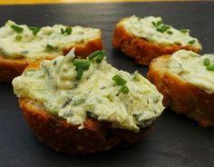 Zucchini rillettes - My WordPress Website Vegan Zucchini Recipes, Healthy Zucchini, Raw Food Recipes, Baking Recipes, Vegetarian Recipes, Dessert Recipes, Healthy Recipes, Recipes Dinner, Appetisers