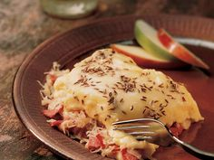 Reuben Casserole-I'm totally making this on saturday-gettin down with my irishness-I am Kelly Girl!!