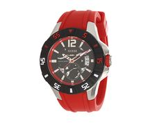 GUESS U0034G1 Sport Watches, Watches For Men, Wrist Watches, Emporio Armani, Michael Kors, Watch Faces, Brass Metal, Chronograph, Diesel