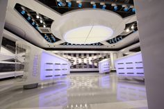 Euromar From the Future showroom by Ayhan Güneri Architects, Istanbul – Turkey » Retail Design Blog