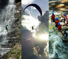 Conoce los destinos turísticos más visitados de Colombia: 8-Santander- deportes extremos