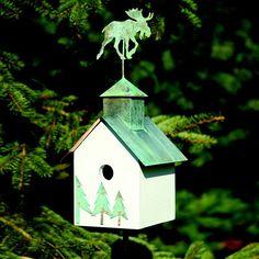 Heartwood 142A Sleepy Hollow Bird House