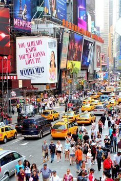 Time Square, #NewYork City | #Luxury #Travel Gateway VIPsAccess.com