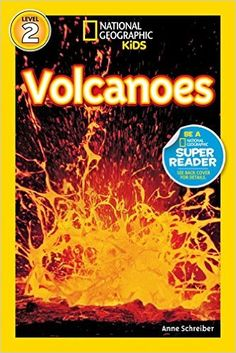 Amazon.com: Volcanoes! (National Geographic Readers) (9781426302855): Anne Schreiber: Books