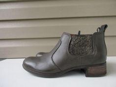 fe92ded304c Dansko women ankle boots 37   6.5-7 Grey Leather  Dansko  Ankle