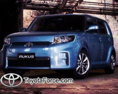 2015 Toyota Rukus Price