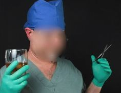 RN Richard Pieri shows up to work drunk and prepares patient for surgery.