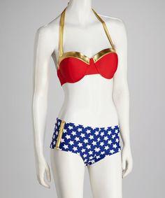 Wonder Woman bikini!!