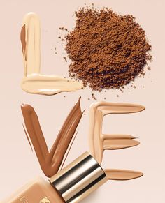 FIND YOUR FLAWLESS There's a wide range of Double Wear long-wear foundations—from sheer nude to full-on flawless.