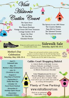 Mother's Day Celebration and Sidewalk Sale 2014