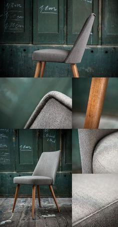 Montage de plusieurs images d'une chaise