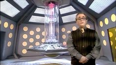 tardis console | It lacks the kind of panache we now expect from a console room set ...