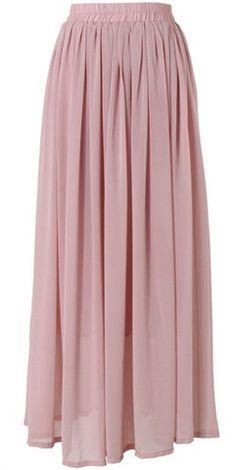 Modest trendy fashionable stylish Maxi Skirts without slit – Mode-sty