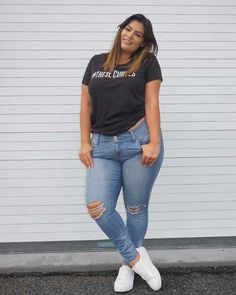 Cool Summer Outfits, Cute Fall Outfits, Curvy Outfits, Plus Size Outfits, Trendy Outfits, Chubby Fashion, Girl Fashion, Fashion Outfits, Blazer Outfit