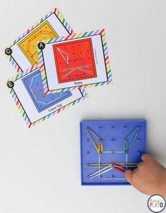 These Easter STEM Challenges are a must-try! Grab a bag of jelly beans and dive into weight, length and science. The set is perfect to use in STEM centers, math stations or as early finisher task. Activities include weight comparison cards, length comparison cards, geoboard challenges, and a rubber egg experiment. **Affiliate Link