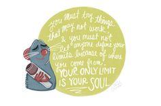 "Ratatouille ~ ""Your only limit is your SOUL"" Disney Time, Disney Art, Disney Movies, Disney Pixar, Walt Disney, Disney Stuff, Disney Characters, Ratatouille Disney, Ratatouille Quotes"