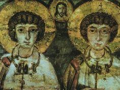 Святой Сергий (или Саркис по-арабски) и святой Бахус считаются в Леванте примером для христиан. Это единственный случай, когда была канонизирована пара, другие такой чести не удостаивались.