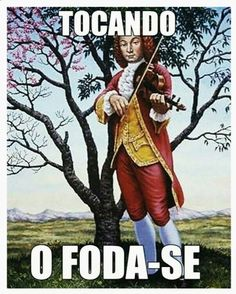 The second part of the Vivaldi episode in the Famous Composers series. Sorry about the pictures. It is hard to find many good pictures of Vivaldi. It is writ. Funny Phrases, Funny Quotes, Funny Memes, Funny Tattoos, E Cards, Four Seasons, I Laughed, Comedy, Photos