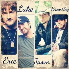 the country  boys <3