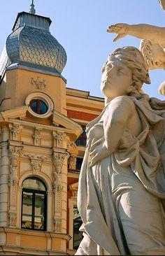 Odessa  sculptures #sculpture #architecture #art #Odessa #Ukraine