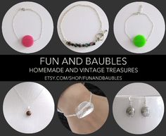 Fun and Baubles Giveaway - $15 Store Credit