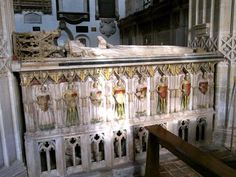 Tomb of Alice De La Pole Ewelme Parish Church, Oxfordshire 1475